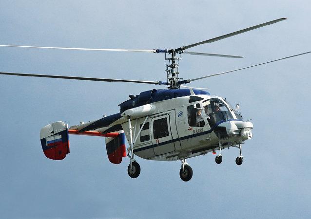 俄羅斯卡-226直升機