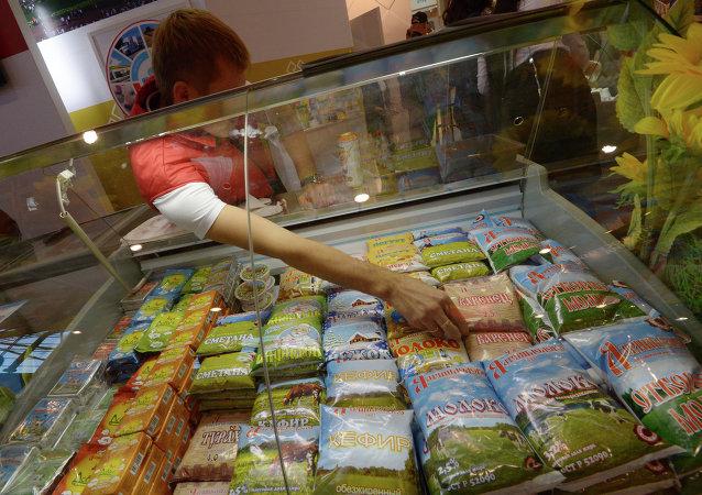 鄂木斯克州打算增加对华粮食供应