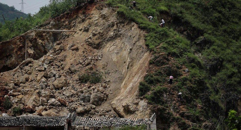 吉尔吉斯斯坦南部发生4.7级地震