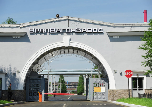 俄烏拉爾車廂製造廠將不顧美國制裁向伊朗供應車廂
