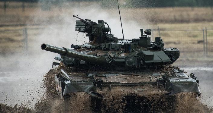 俄已按合同向越南供应大部分T-90坦克