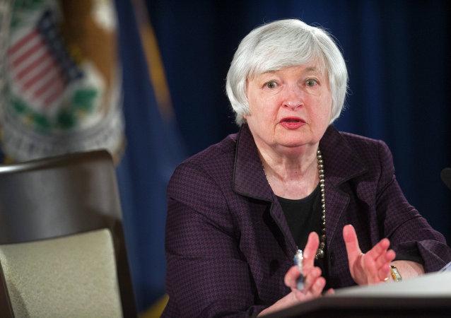 美联储主席:中国和欧洲经济形势为美国经济带来风险