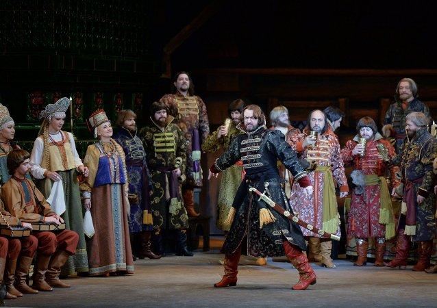 里姆斯基-科尔萨科夫的歌剧《沙皇的新娘》