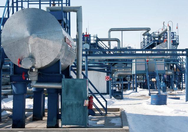 中国科瑞集团希望与俄罗斯石油企业加强合作