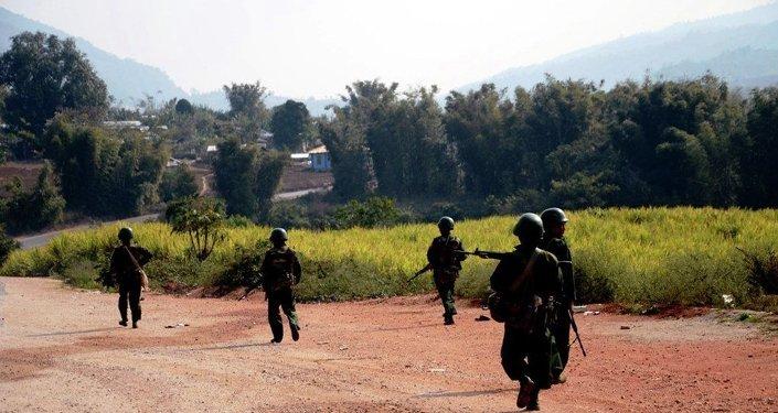 俄专家:缅甸冲突可能成为2017年亚洲的主要挑战之一