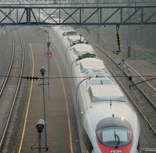 俄媒:俄政府批准莫斯科至喀山高铁第一标段建设项目