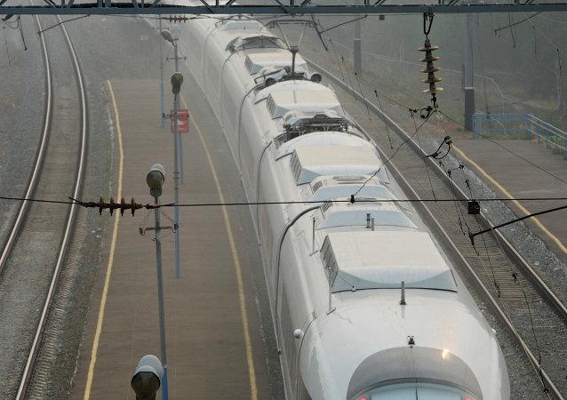 俄媒:俄政府批准莫斯科至喀山高鐵第一標段建設項目