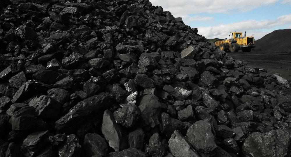 美国向乌克兰运送首批煤炭