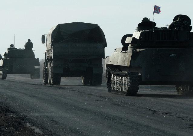 烏問題聯絡小組俄方代表:俄方提出頓巴斯「路線圖」