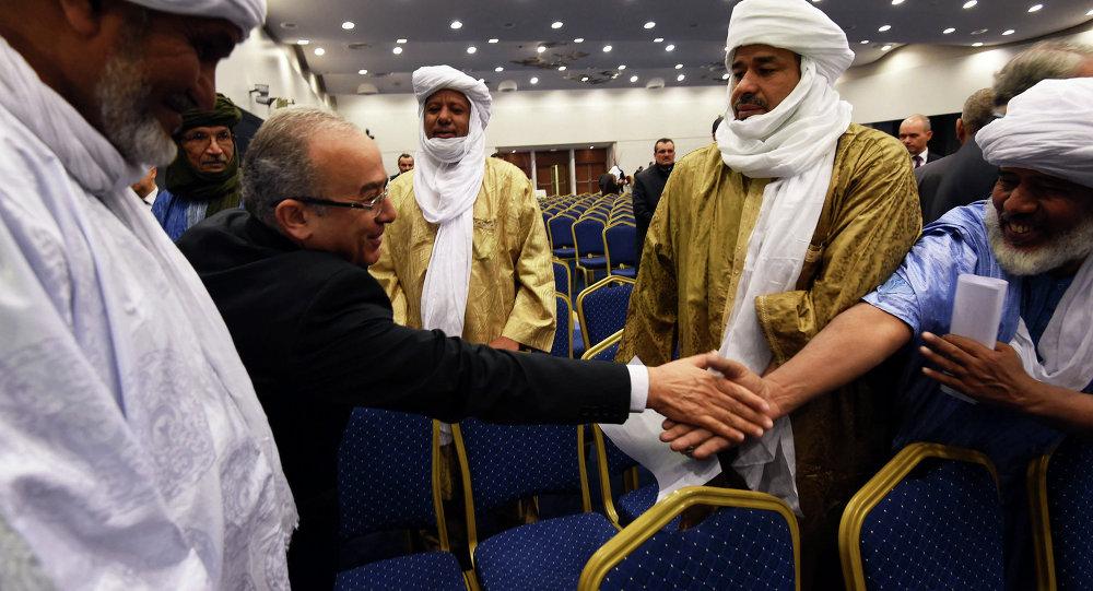 馬里政府和叛軍簽署了和平協議