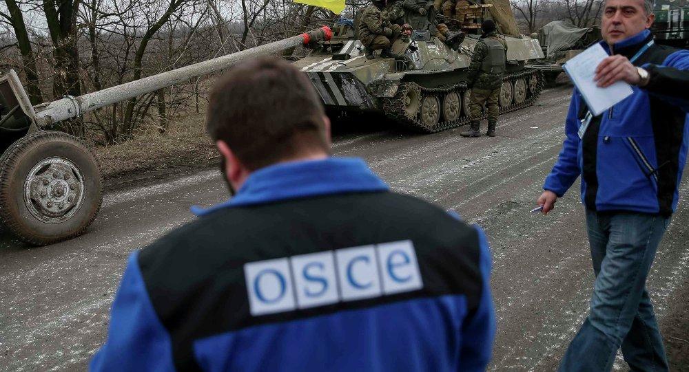 欧安组织秘书长:该组织将再派100名观察员赴乌 总数将达800人