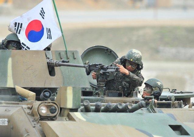 韓國防部:取消韓美軍演的決定可能7月做出