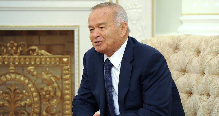 伊斯兰•卡里莫夫