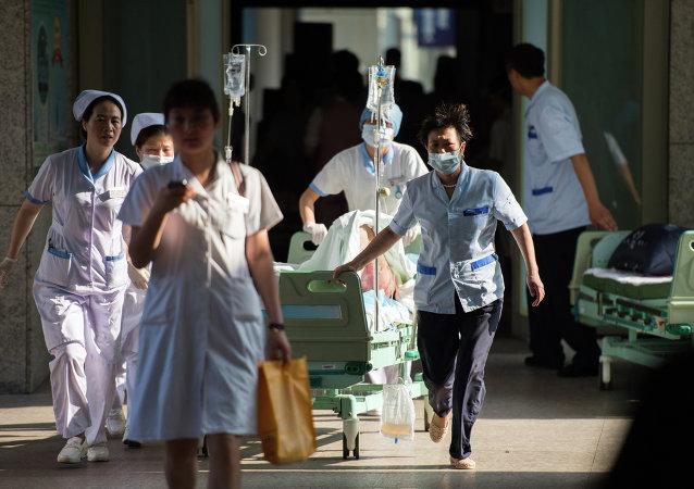 中國計生委官員:中國貧困地區醫療衛生事業發展滯後