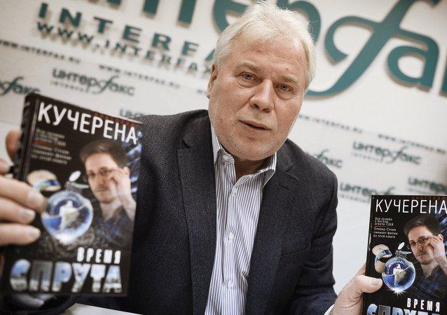 斯诺登律师:斯诺登在俄罗斯没有向任何人转交秘密资料也不愿污蔑美国