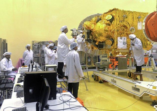 印度成功发射区域导航卫星系统第4颗卫星