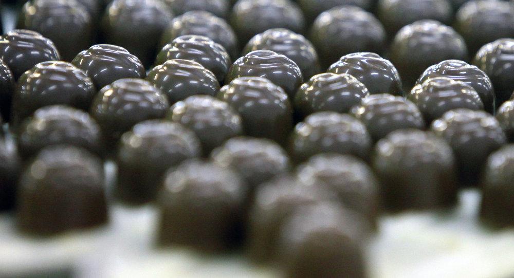 俄罗斯对华糖果出口额增长三分之一