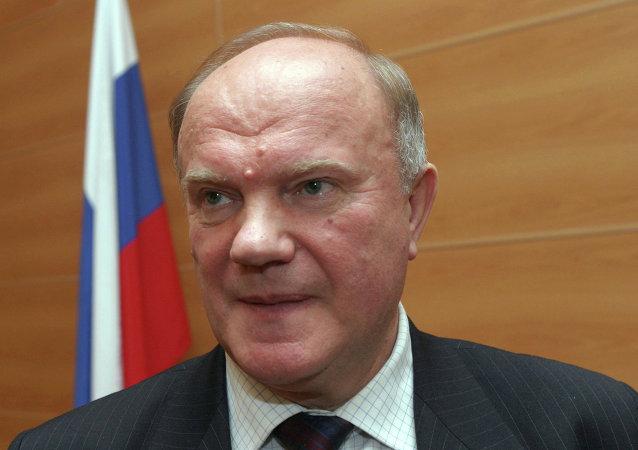 俄共領袖:中國將成為全球主要的金融和工業中心