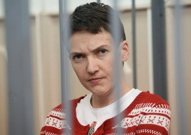 佩斯科夫:克里姆林宮正制定對烏總統致函要求釋放薩夫琴科的回應