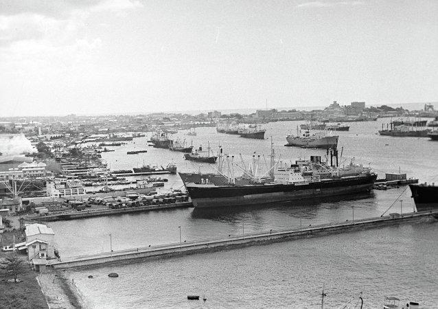 科伦坡港口