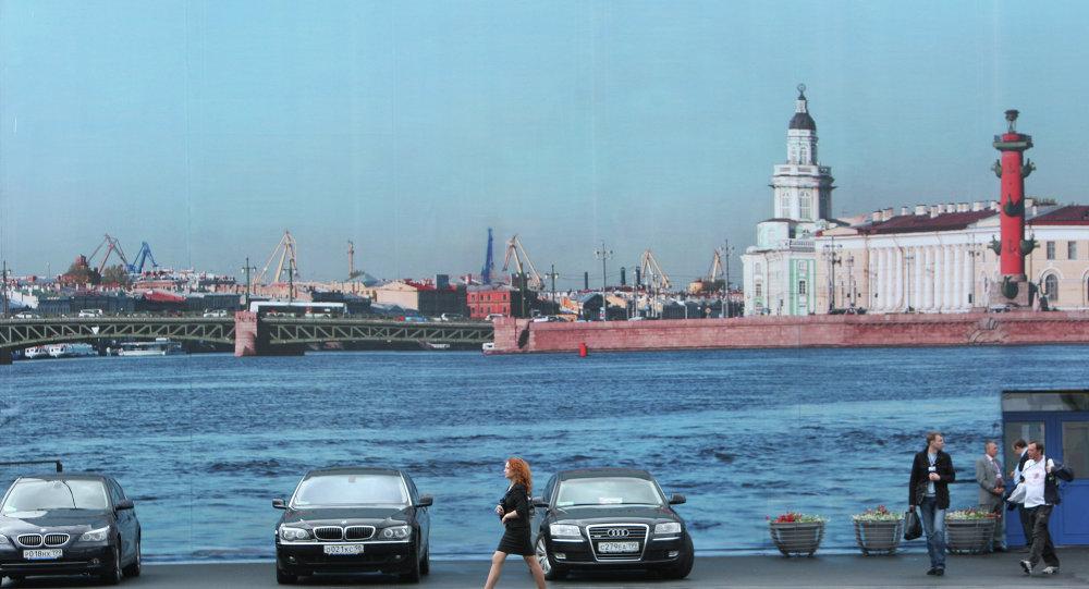 中国圣彼得堡商务中心将于7月投入运作