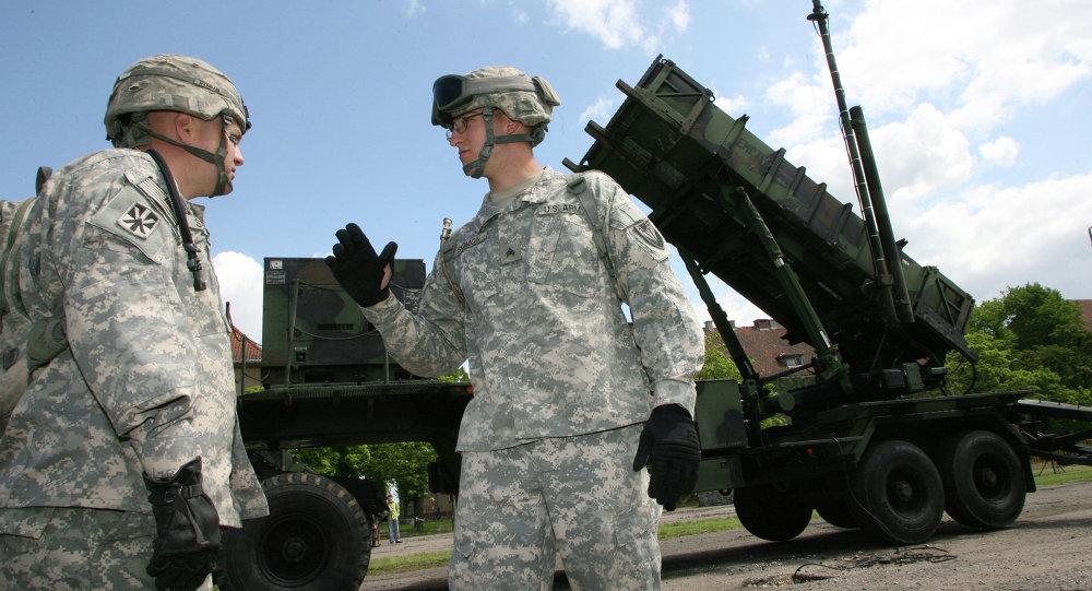 """美""""爱国者""""导弹系统月底将运往波兰参加军演"""