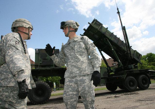 美國愛國者導彈系統