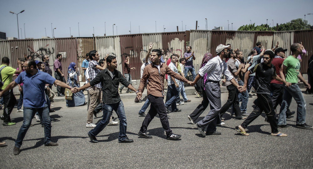 埃及執行第一例因2013年暴力行為而獲死刑的罪犯