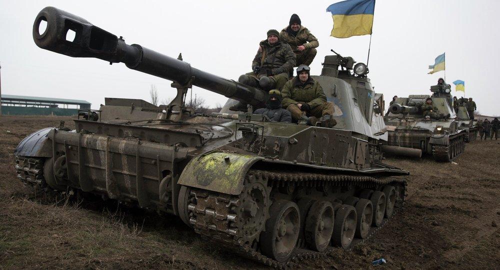 頓涅茨克人民共和國副指揮:烏軍炮擊增多與酗酒有關