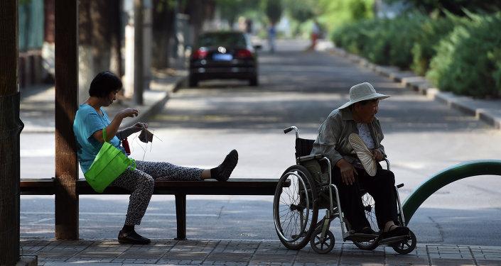 中国老年人口已达2.41亿人
