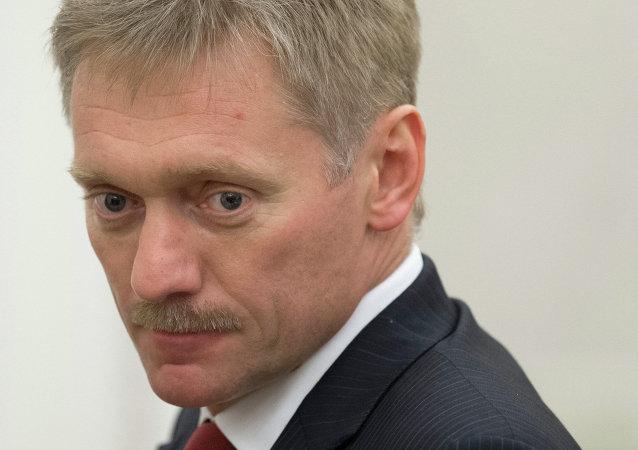 俄总统新闻秘书:普京与俄安全会议成员讨论明斯克协议的执行