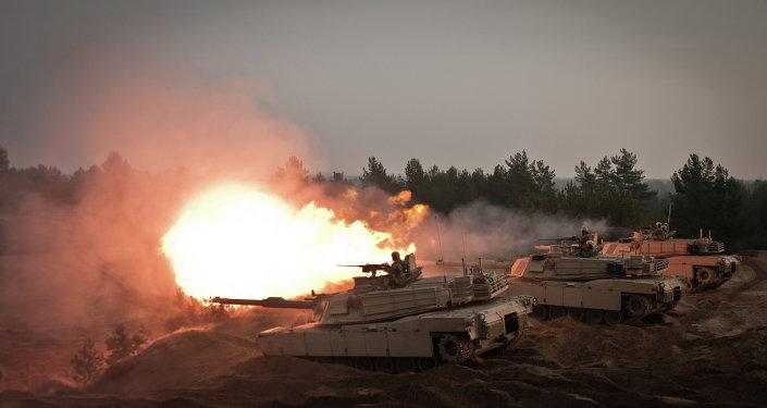 专家:运抵拉脱维亚的北约武器可能被用于乌克兰冲突