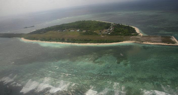 中國在南沙群島部署防禦設施是為保持必要戒備和反擊能力