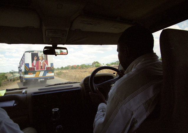 坦桑尼亚的公路