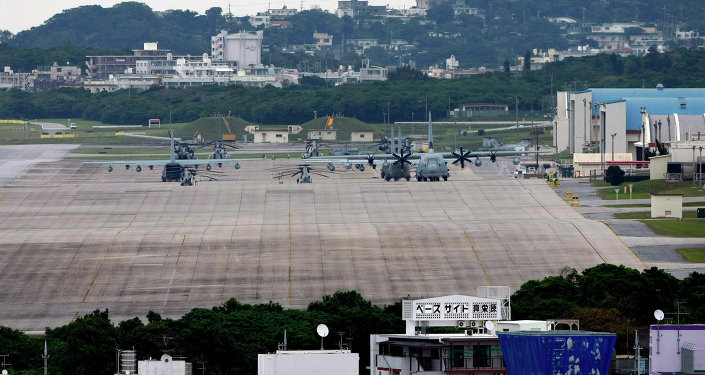日本恢复冲绳新基地筹建工作