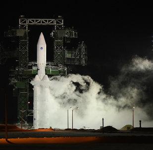 """安加拉-A5""火箭"