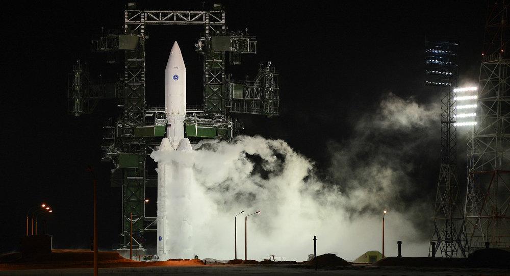 """""""安加拉-A5""""重型运载火箭"""