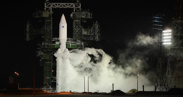 俄航天集团:今年开始在东方发射场修建安加拉运载火箭发射台