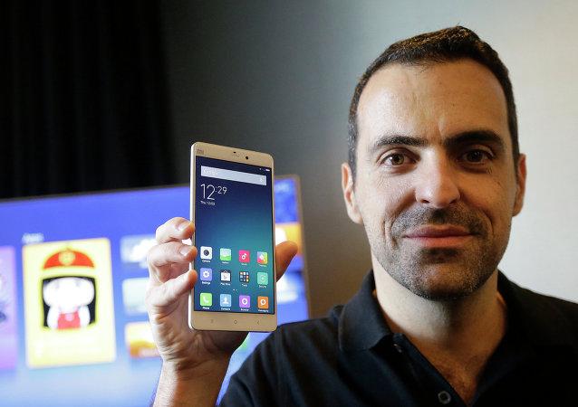 小米首次進入俄羅斯二手智能手機市場前三名