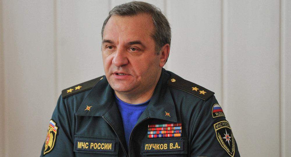 俄紧急情况部长普奇科夫