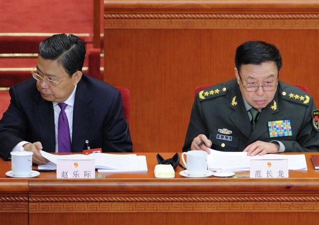 范长龙:若中缅边境事件再次发生 中方将采取强硬措施