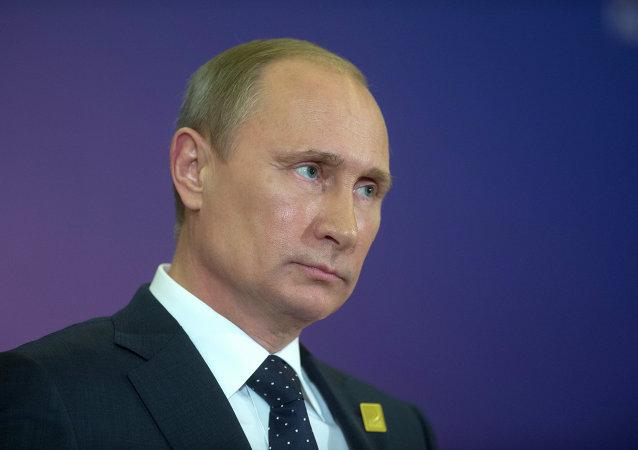 普京:「分離克里米亞」的想法在烏克蘭奪取政權前並未出現