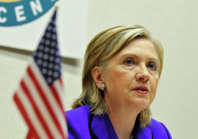 美國國會調查希拉里•克林頓將私人郵箱用於辦公通信事件