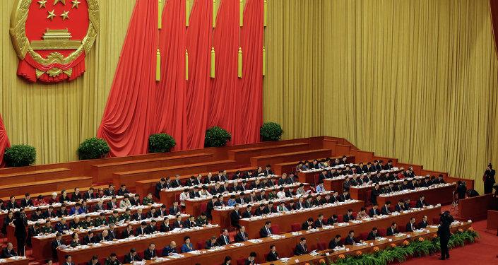 中国十三届全国人民代表大会一次会议闭幕 完成中国发展顶层设计