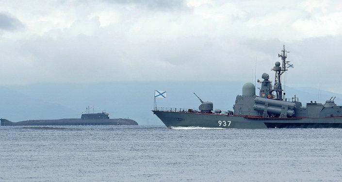 領袖級驅逐艦與俄羅斯艦隊的未來