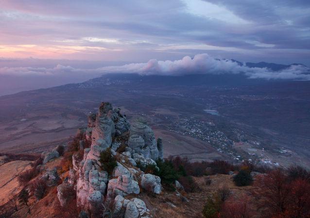 克里米亞山