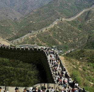 大多数俄罗斯游客想在中国迎接新年