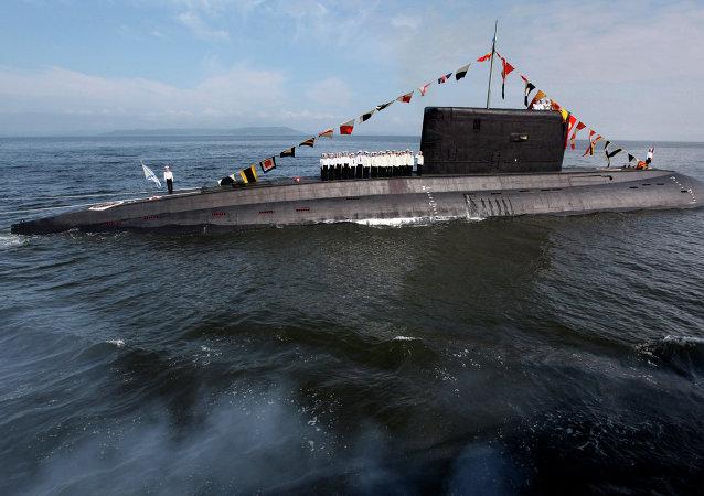 """636型 """"华沙女人""""级柴电潜艇"""