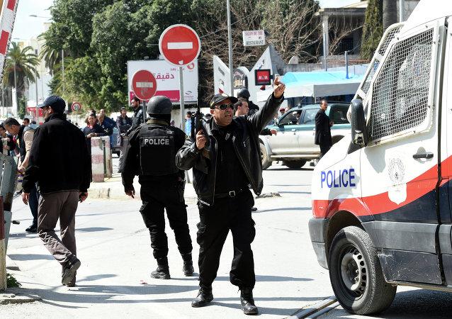 突尼斯警方(资料图片)
