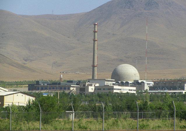 阿拉克的 核反應堆